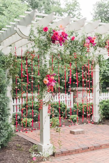 Decorate Pergola