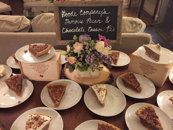 Goode Company Catering