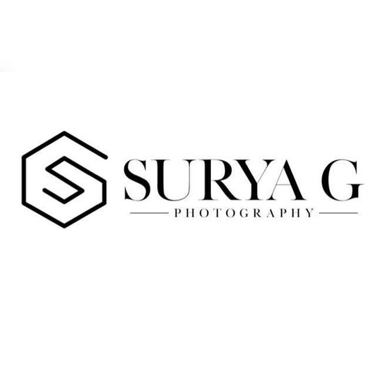 d05034930a786ce6 Surya G photography new logo