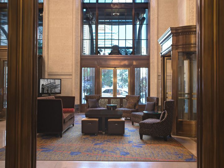 Tmx 1450471347703 Lobby0031 Philadelphia, PA wedding venue