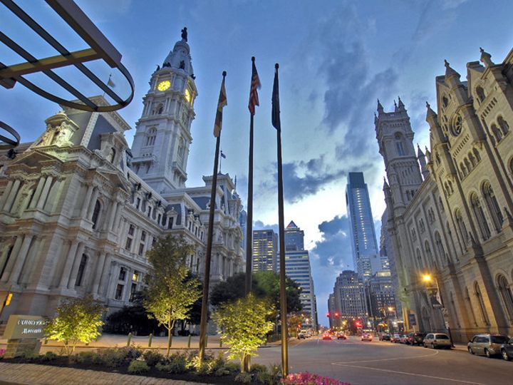 Tmx 1508179917765 004dusk City Scene Philadelphia, PA wedding venue