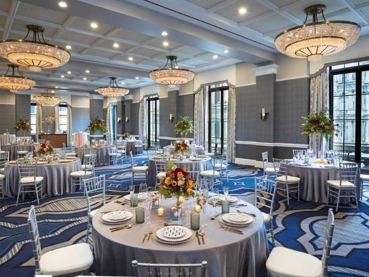 Tmx Grand Ballroom Dinner 51 196483 1568385554 Philadelphia, PA wedding venue