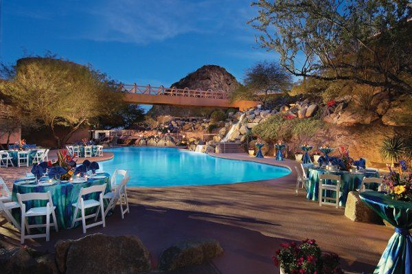 Phoenix Marriott Tempe At The Buttes Reviews Amp Ratings Wedding Ceremony Amp Reception Venue