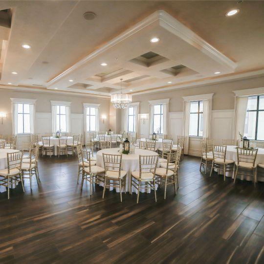 Ballroom at Copper Creek in Springville