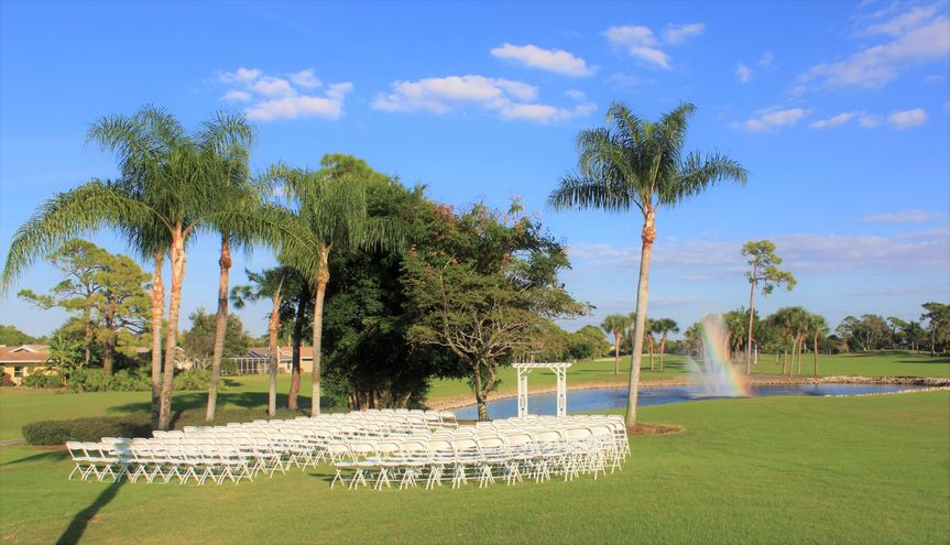 East 9 Ceremony Lawn