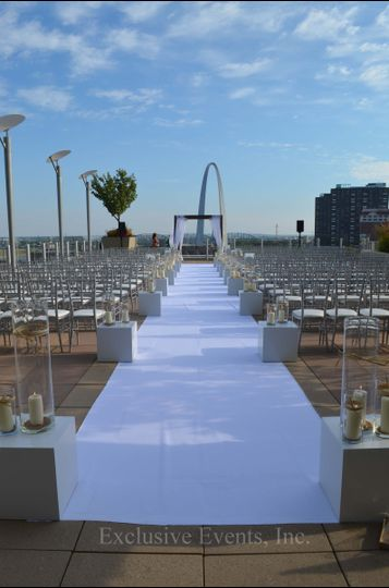 exclusive events inc event rentals earth city mo weddingwire