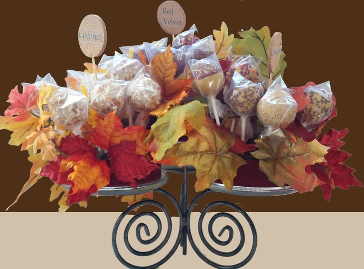Fall-themed treats