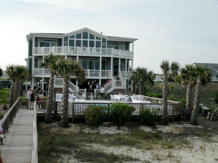 Corolla Wedding Beach House