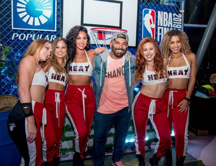 NBA FINALS DJ 2019