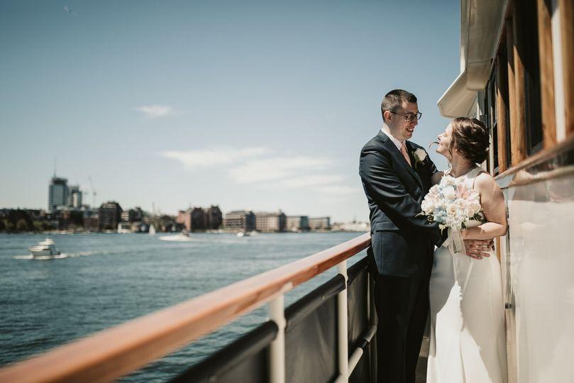 Newlyweds on Valiant