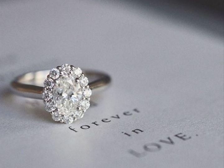 Tmx 1441127758796 Lotusflowerovaldiamond San Francisco wedding jewelry