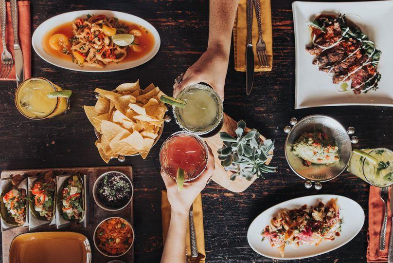 Modern Mexican Cuisine