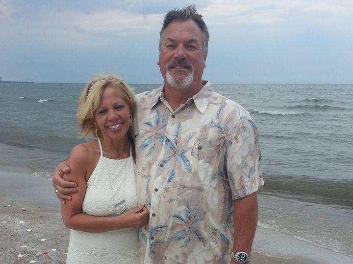Tmx 1489589700529 2016 06 01 16.44on Docks Beach Lakeside Marblehead, Ohio wedding officiant