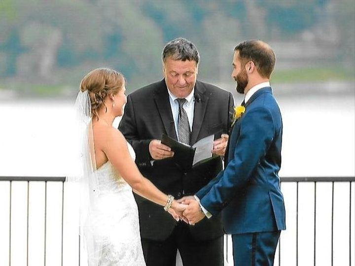Tmx 1489589791992 Katie And Matt Welch Conrad Lakeside Marblehead, Ohio wedding officiant