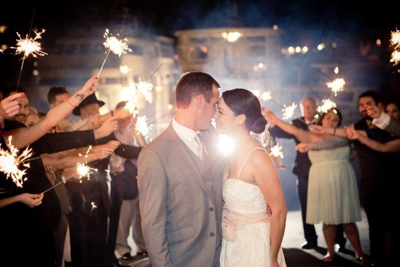 Sparkling kiss