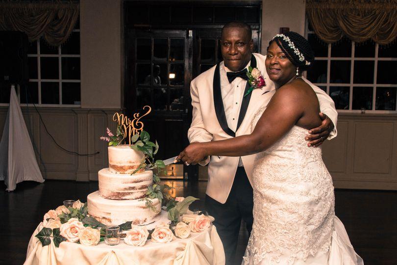 Gail & Michael Wedding