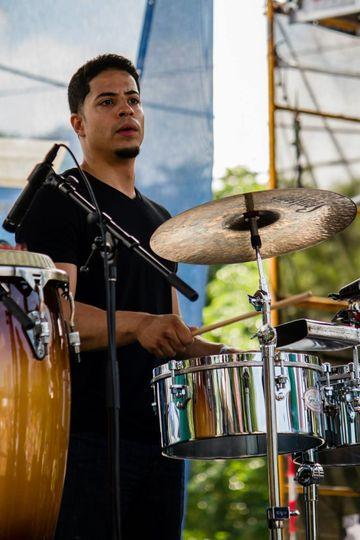 Drummer of Afinca'o