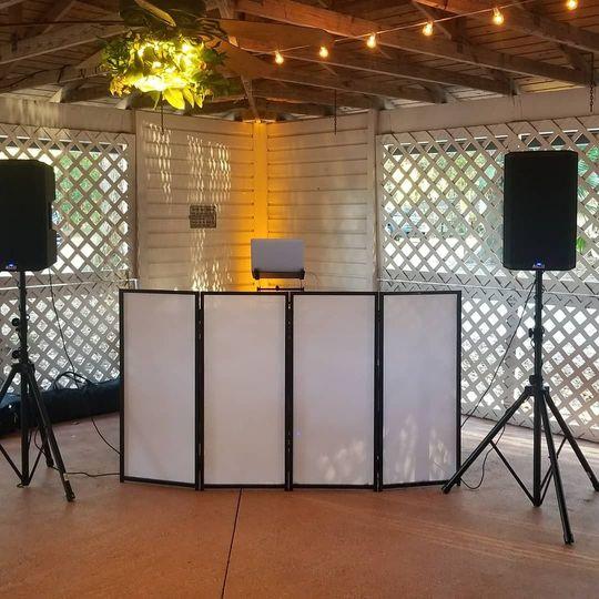 Pre set up