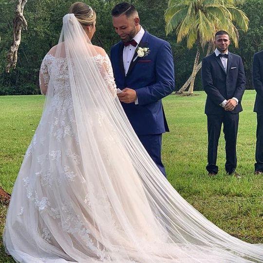 Dorkis & Andres Wedding