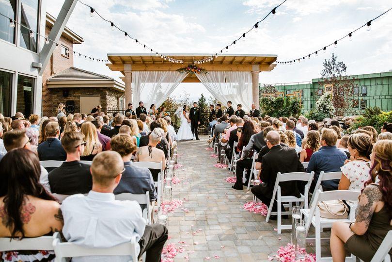 An Ashley Ridge wedding