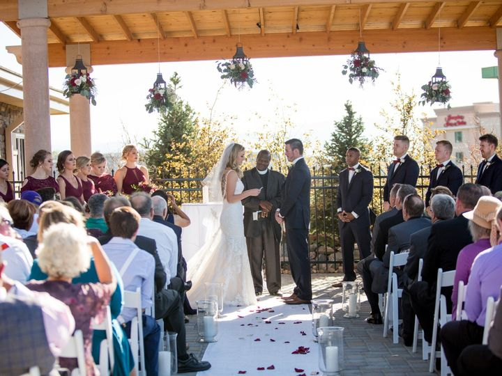Tmx Ashleyridge Ceremony Tinajoinerphoto Ashtenbrandon 2018 Wedgewoodweddings 2 51 1074583 1561763381 Littleton, CO wedding venue