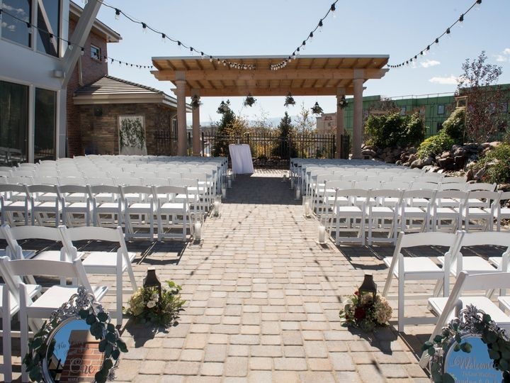 Tmx Ashleyridge Ceremonysite Tinajoinerphoto Ashtenbrandon 2018 Wedgewoodweddings 11 51 1074583 1561763374 Littleton, CO wedding venue