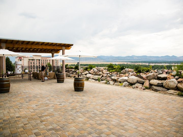 Tmx Ashleyridge Courtyard 2019 Wedgewoodweddings 2 51 1074583 1561763373 Littleton, CO wedding venue