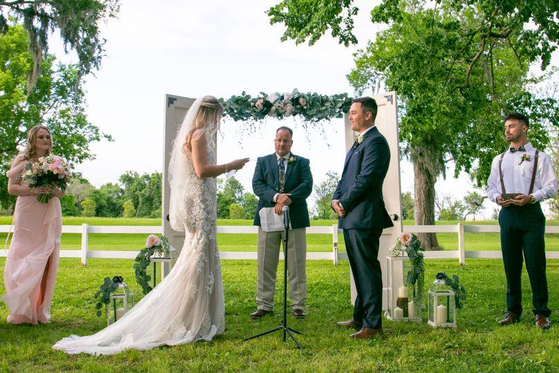 Cross Key Acres Wedding