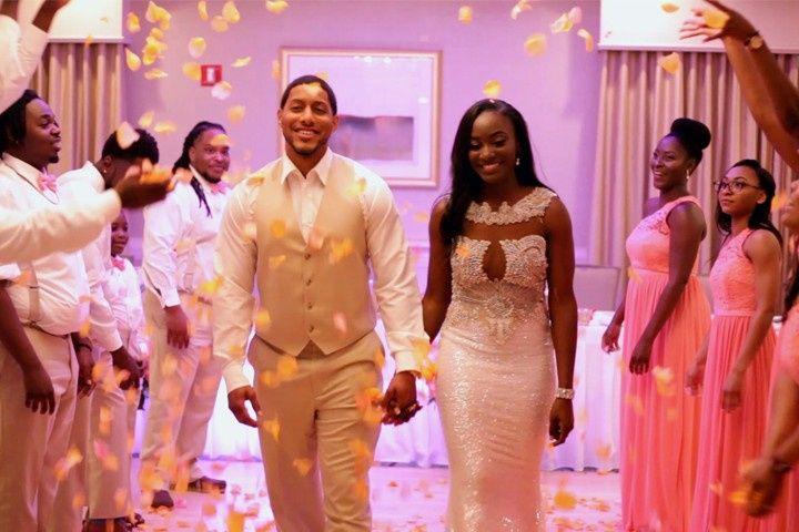 Hilton Destin Wedding