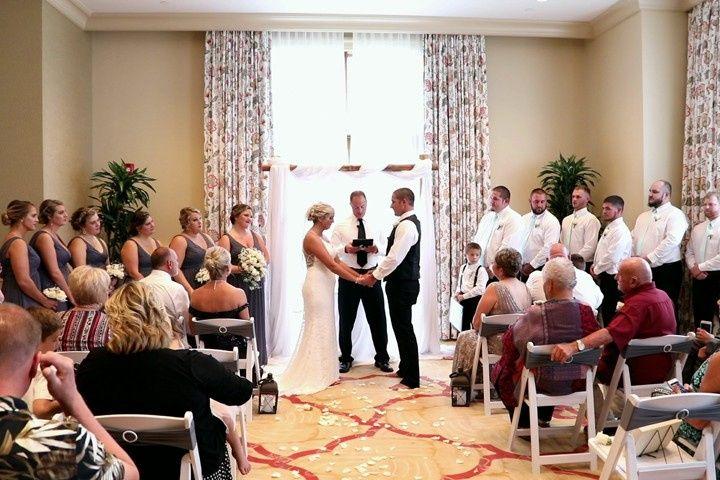 The Henderson Wedding