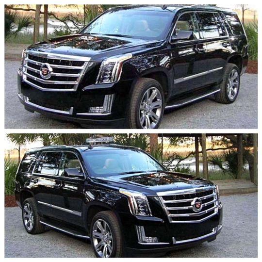 Luxury SUV - Escalade