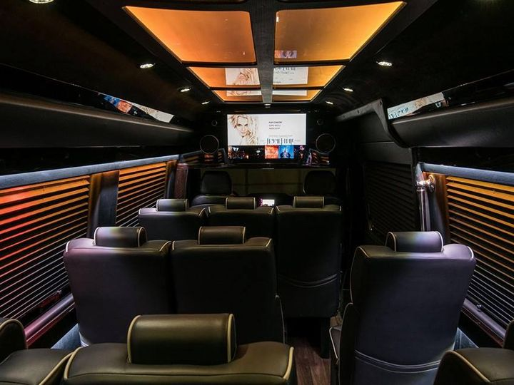 Tmx New Executive Sprinter Interior A1 51 1057583 Woodland Hills, CA wedding transportation