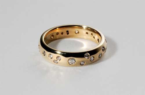 Tmx 1227470410235 Golddiamondstudbig Tustin wedding jewelry