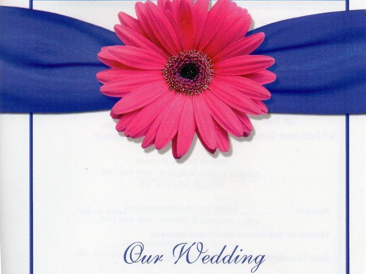 Tmx 1419125141807 Royal Blue And Pink Wedding Decorations 9gukq4cc Bronx wedding planner