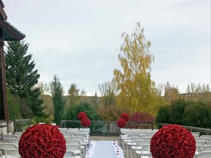 Tmx 1419125322750 Rouched Fabric Aisle Runner Bronx wedding planner