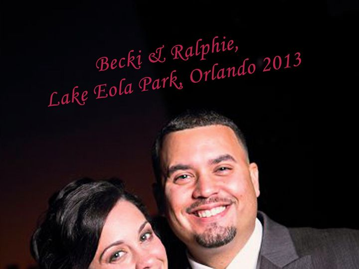 Tmx 1419125415950 Br Lake Eola 2013 Bronx wedding planner