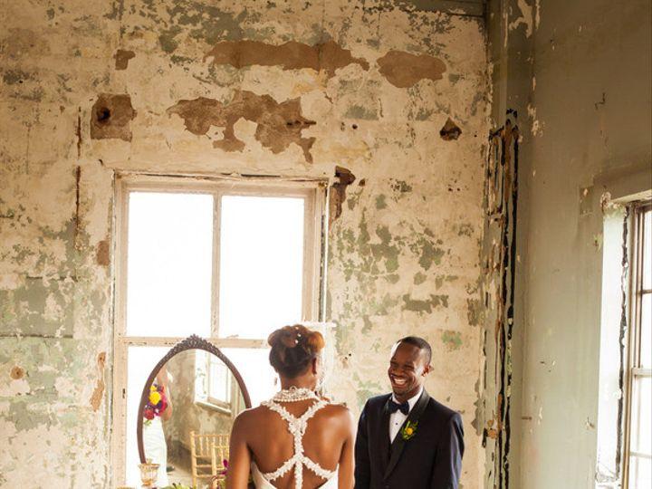 Tmx 1419125440115 Couple On Aisle Runner Bronx wedding planner