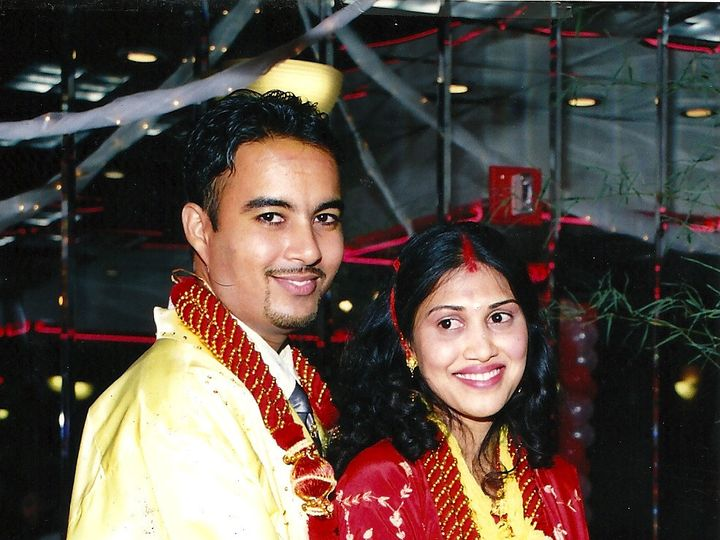 Tmx 1419125582689 Mr  Mrs Garib Indian Reception Bronx wedding planner