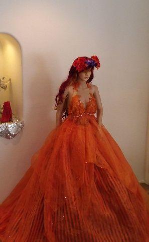 """ANNONA"" Harvest Bridal Gown"