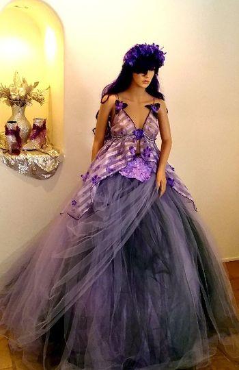 """""""LEILANI"""" Woodland Bridal Gown"""