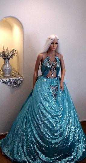 """WYNTER"" Wedding Gown"
