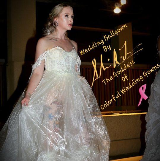 """OLIVIA"" Wedding Ballgown"