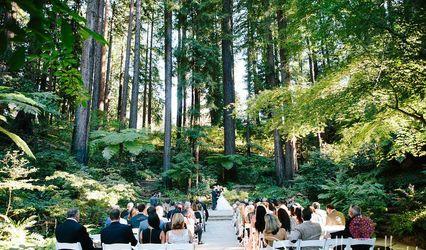 The wedding of Bryan and Naomi