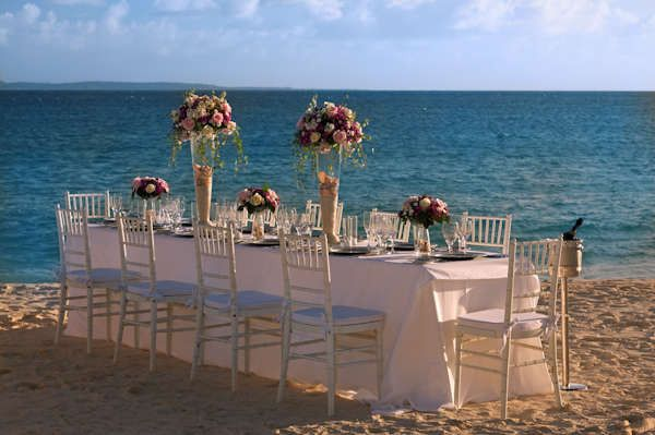 Tmx 1430515564077 Dining Wedding Beach Cap Juluca Utica wedding travel
