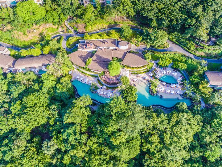 Main Pool/ Rio Bhongo