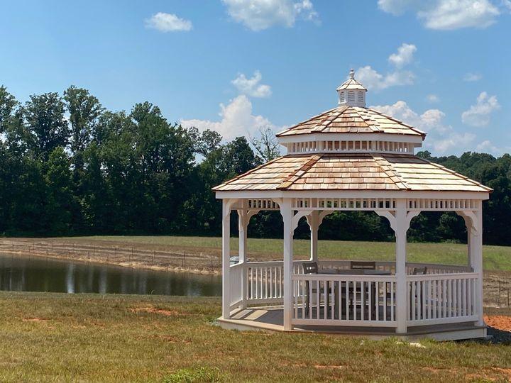 Tmx Gazebo 1 51 1900683 159673798333798 Chapel Hill, NC wedding venue