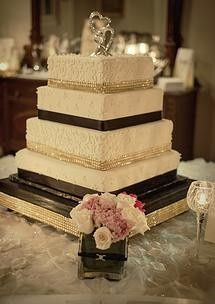 main wedding cake