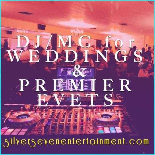 Dj/Mc 4 Weddings & Events