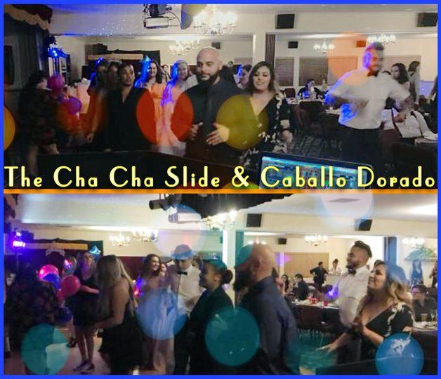 Cha Cha Slide & Caballo Dorado