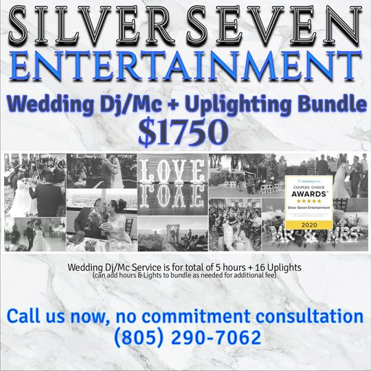 Silver Seven Ent bundle